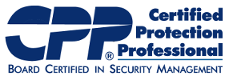 ASIS Certified Protection Professional (CPP)